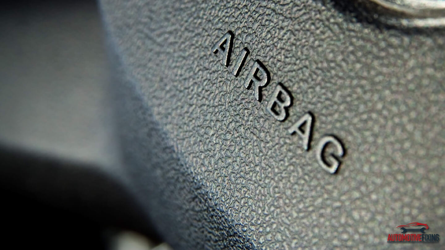 Airbag light on - code diagnose and seat belt problem